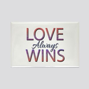 Love Always Wins - Magnets