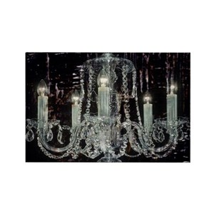 Chandelier Magnets CafePress - Chandelier crystals with magnets