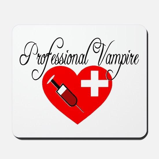 Professional Vampire Mousepad