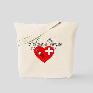 Professional Vampire Tote Bag