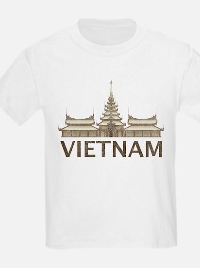 Vintage Vietnam Temple T-Shirt