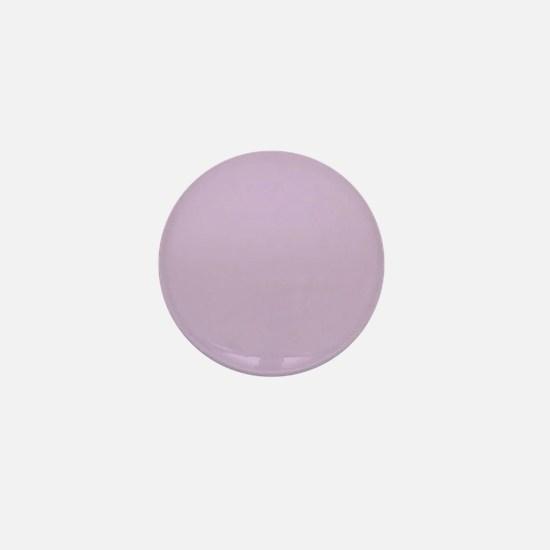 Solid Lavender Mini Button