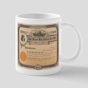 Green Bay Cheese Company Mug