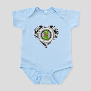 Kidney heart Infant Bodysuit