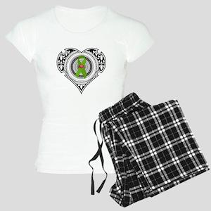 Kidney heart Women's Light Pajamas