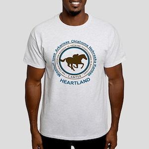 CANTER Heartland logo T-Shirt
