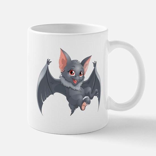 bat Mugs