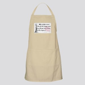 Beware of Marriage BBQ Apron