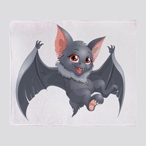 bat Throw Blanket