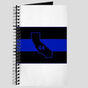 Thin Blue Line - California Journal