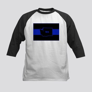 Thin Blue Line - Washington State Baseball Jersey