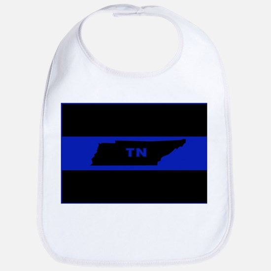 Thin Blue Line - Tennessee Bib