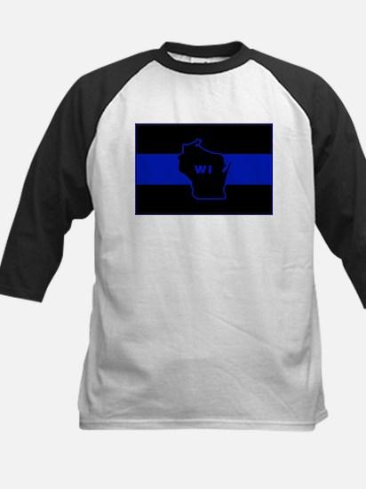 Thin Blue Line - Wisconsin Baseball Jersey
