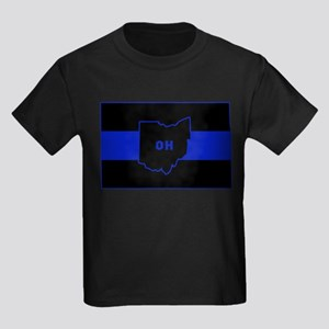 Thin Blue Line - Ohio T-Shirt