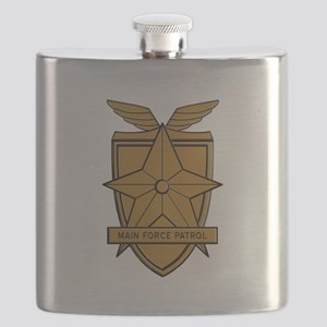 Mad Max MFP Badge Flask