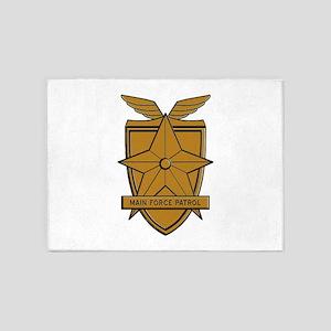 Mad Max MFP Badge 5'x7'Area Rug