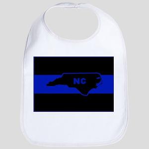 Thin Blue Line - North Carolina Bib