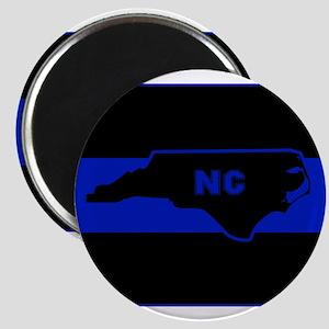 Thin Blue Line - North Carolina Magnets