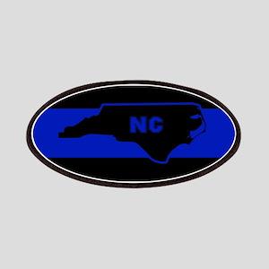 Thin Blue Line - North Carolina Patch