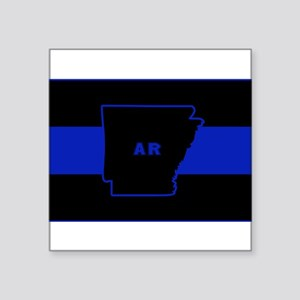 Thin Blue Line - Arkansas Sticker