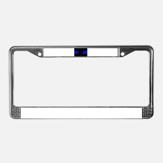 Thin Blue Line - Arkansas License Plate Frame