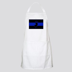 Thin Blue Line - New Jersey Apron