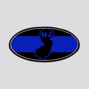 Thin Blue Line - New Jersey Patch
