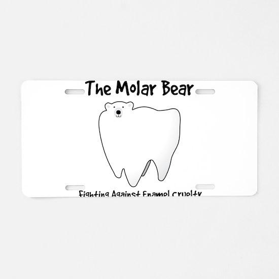 The Molar Bear. Fighting Against Enamel Cruelty Al