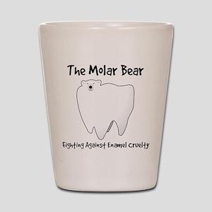 The Molar Bear. Fighting Against Enamel Cruelty Sh
