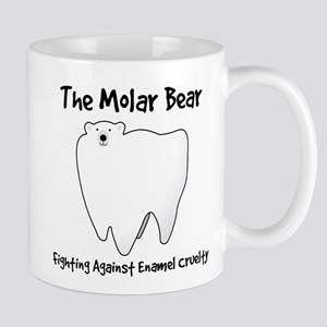 The Molar Bear. Fighting Against Enamel Cruelty Mu
