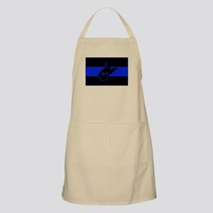 Thin Blue Line - West Virginia Apron