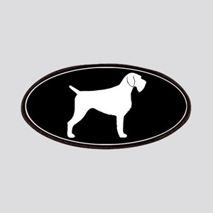 German Wirehaired Pointer Patch