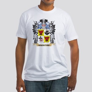 Macintyre Coat of Arms - Family Crest T-Shirt