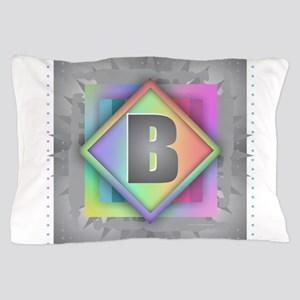Rainbow Splash B Pillow Case