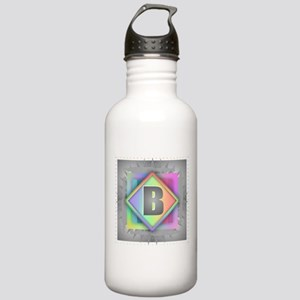 Rainbow Splash B Stainless Water Bottle 1.0L