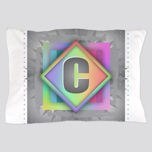 Rainbow Splash C Pillow Case