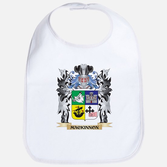Mackinnon Coat of Arms - Family Crest Bib
