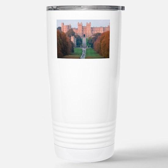 WINDSOR CASTLE Stainless Steel Travel Mug