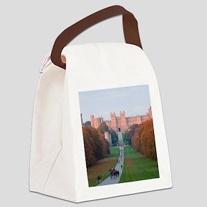 WINDSOR CASTLE Canvas Lunch Bag