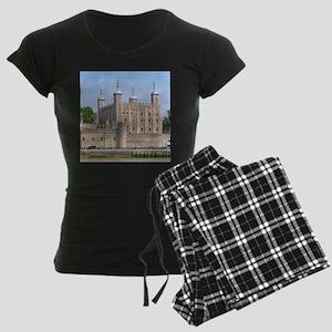 TOWER OF LONDON 2 Women's Dark Pajamas