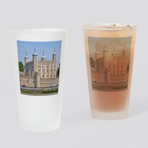 TOWER OF LONDON 2 Drinking Glass