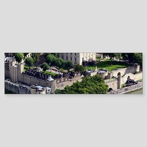 TOWER OF LONDON 1 Sticker (Bumper)