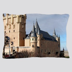 SEGOVIA CASTLE Pillow Case