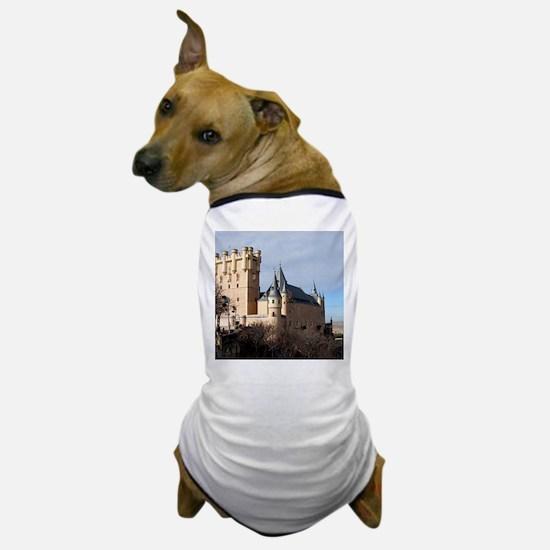 SEGOVIA CASTLE Dog T-Shirt