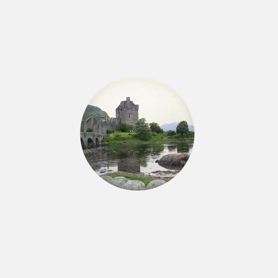 SCOTLAND EILEAN DONAN Mini Button