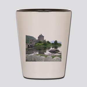 SCOTLAND EILEAN DONAN Shot Glass