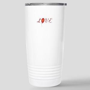 Cute Love Stainless Steel Travel Mug