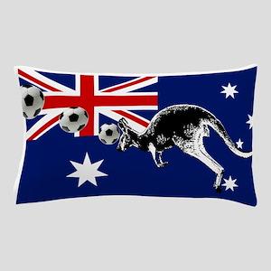 Australian Football Flag Pillow Case