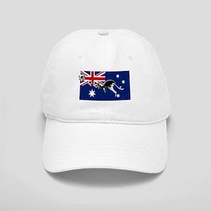 Australian Football Flag Cap