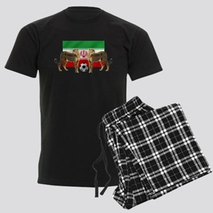Iran Cheetahs Men's Dark Pajamas